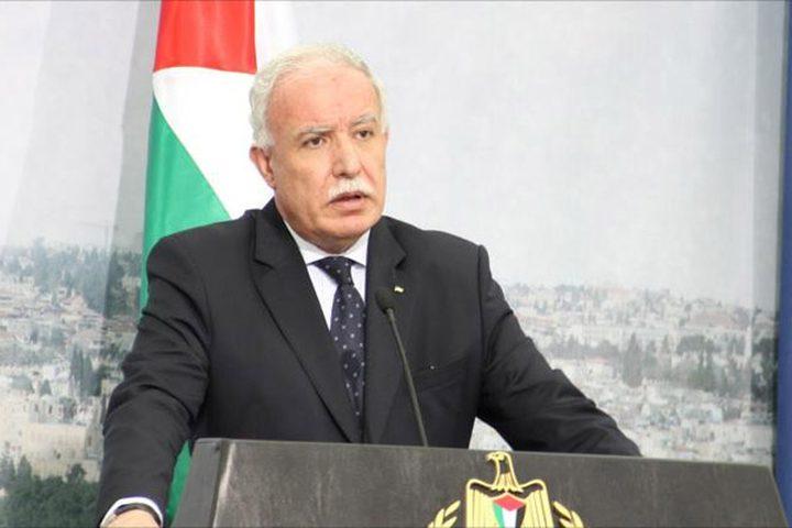 المالكي يحذر العرب من قرارات أمريكية جديدة لصالح الاحتلال