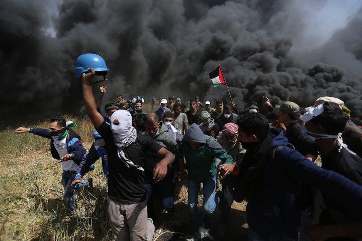 266 شهيداً و30 ألف جريح منذ بدء مسيرات العودة السلمية