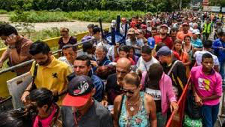 تقرير أممي: ربع سكان فنزويلا بحاجة للمساعدات