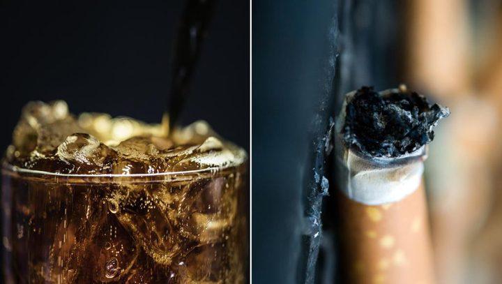 هل حان الوقت لاعتبار المشروبات الغازية مثل السجائر؟