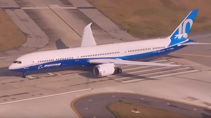 نيوزيلند: العثور على بندقية في طائرة قبل إقلاعها
