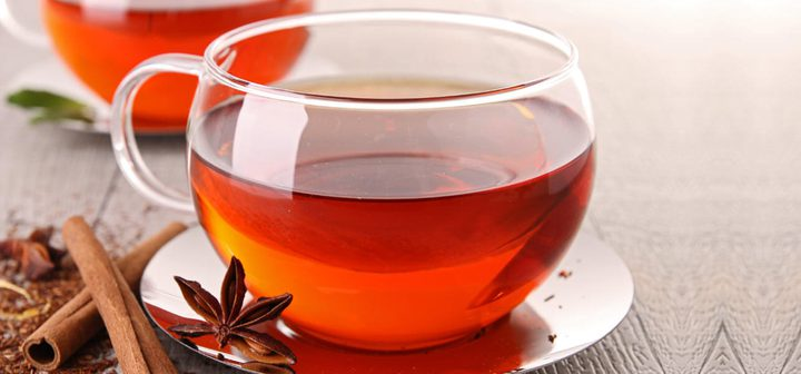 استخدم الشاى الأحمر والقرفة للتخسيس