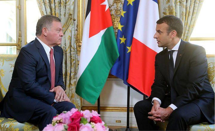 العاهل الأردني: القدس مفتاح السلام في المنطقة