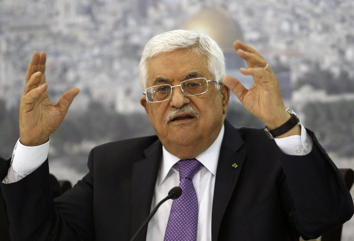 الرئيس عباس: فلسطين لن تكون الا للفلسطينيين