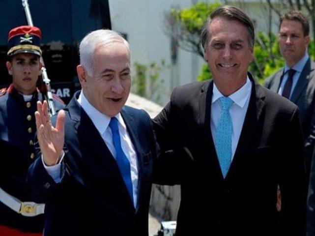 رئيس البرازيل يصل دولة الاحتلال اليوم