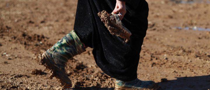 جريمة ذبح بشعة في أحد مخيمات النازحين السوريين