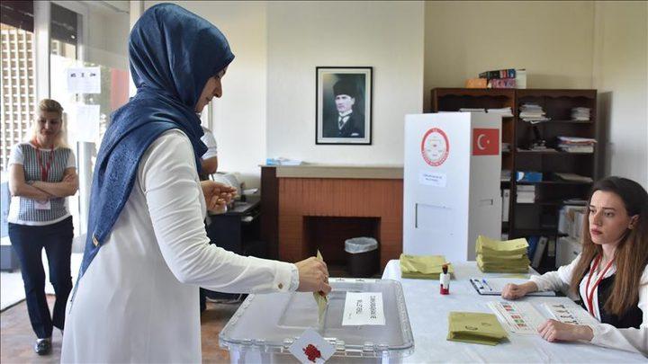 بدء فرز الأصوات في الانتخابات التركية المحلية