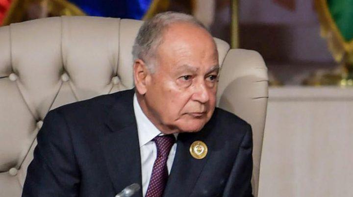 أبو الغيط: تدخلات إيران وتركيا تفاقم الأزمات العربية