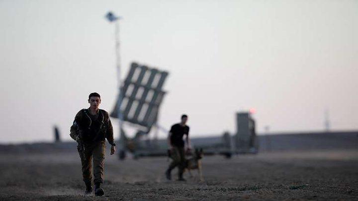 صافرات الانذار تدوي في مستوطنات غلاف قطاع غزة