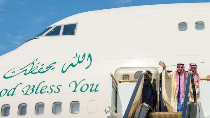 العاهل السعودي يغادر تونس قبل انتهاء الجلسة الافتتاحية للقمة
