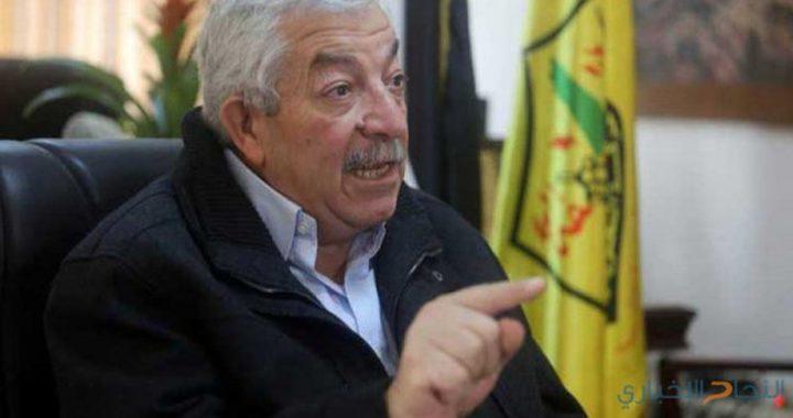 العالول: توقيع حماس على تهدئة دون اجماع مقدمة لتمرير صفقة القرن