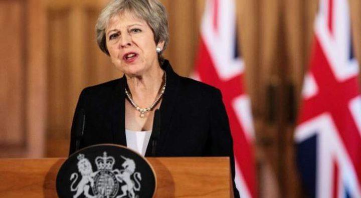 وزراء بريطانيون يهددون بالاستقالة بسبب خطط ماي بشأن الانسحاب