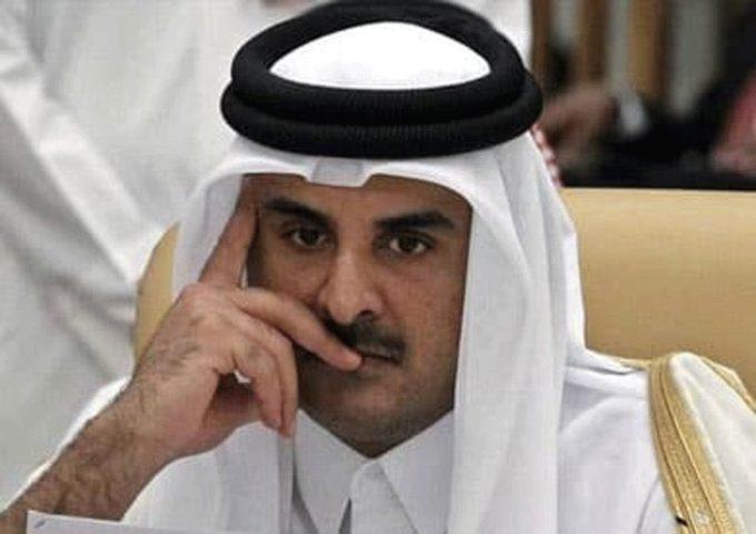 الكشف عن سبب مغادرة أمير قطر للقمة العربية فجأة !