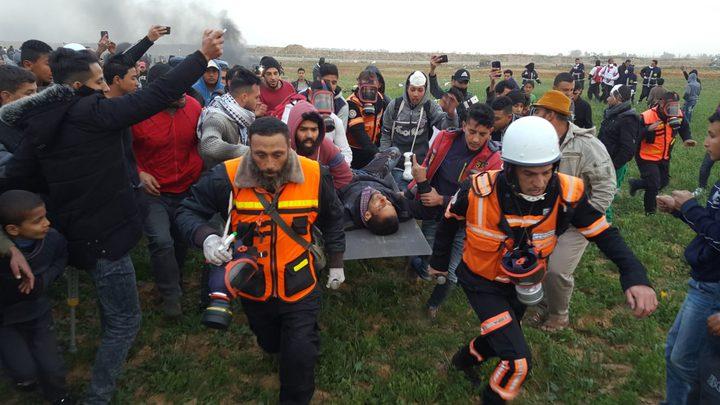 تقرير يبرز الانتهاكات الإسرائيلية خلال شهر آذار