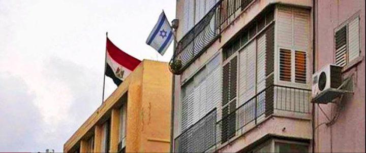 مسؤول إسرائيلي يزور القاهرة سراً لبحث تهدئة غزة