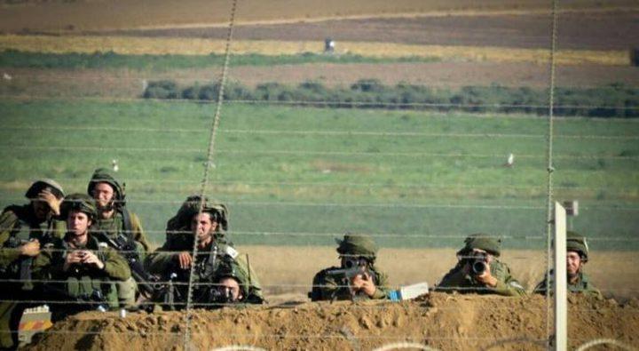 الاحتلال يوصي سكان المستوطنات المجاورة لغزة بالتأهب لأي طارئ