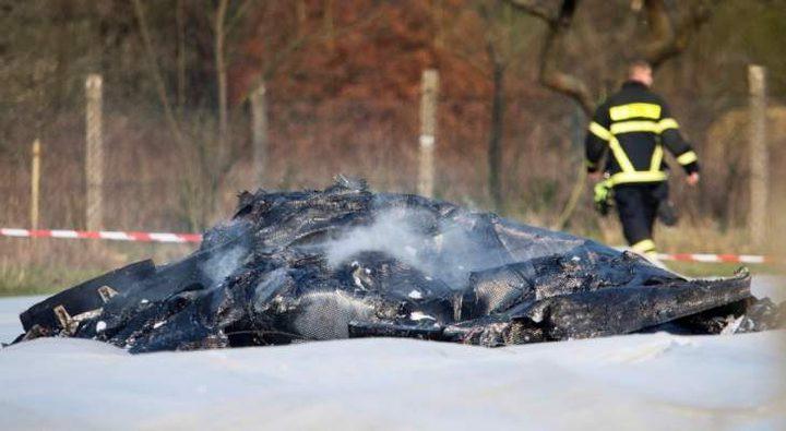 مقتل 3 أشخاص بينهم إحدى أثرى نساء روسيا بتحطم طائرة