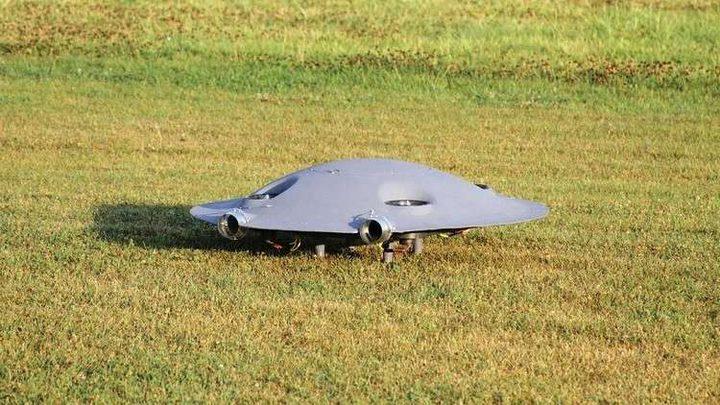 """ابتكار """"طبق طائر"""" بسرعة فرط صوتية"""