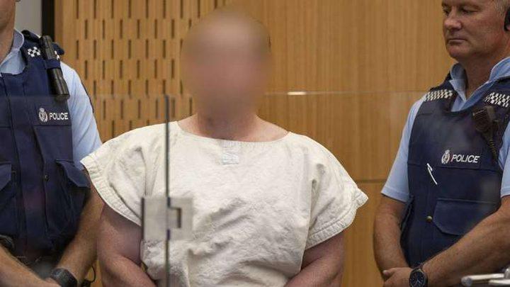 سفاح نيوزيلندا يطالب بنفس الحقوق التي يتمتع بها السجناء