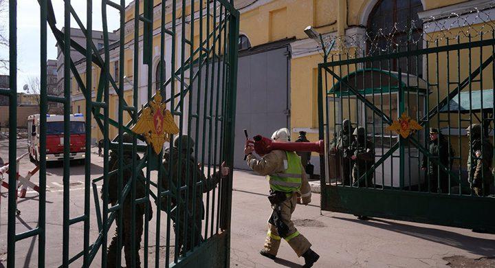 الدفاع الروسية:انفجار الأكاديمية العسكرية نتج عن انفجار جسم مجهول