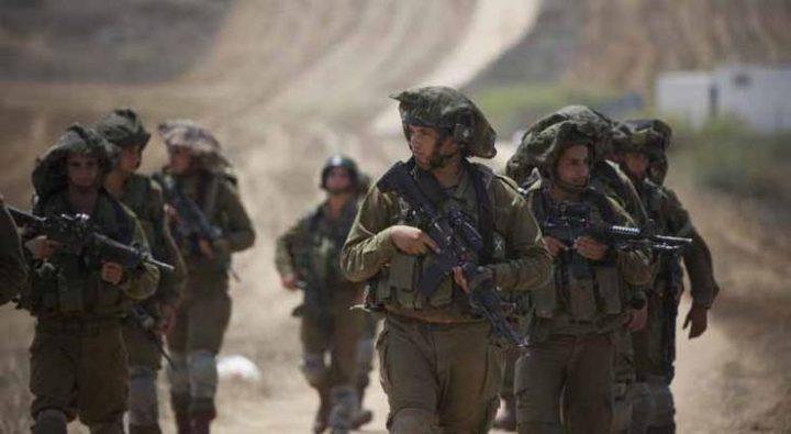 الاحتلال يجري مناورات عسكرية جديدة غداً