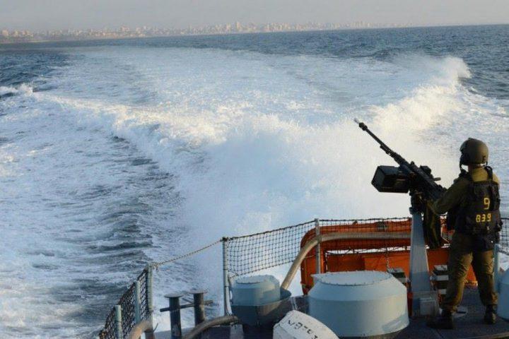 الاحتلال ينشر سفن صواريخ قبالة شواطئ غزة