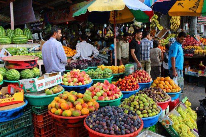 الإحصاء: ارتفاع في أسعار المنتج خلال شهر شباط بنسبة 1.065
