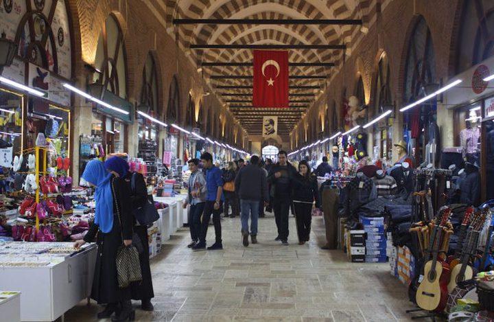 التضخم يبلغ 19.71% في تركيا