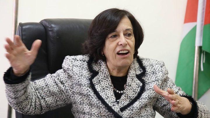 """زهيرة كمال تستقيل من منصبها أمينا عاماً لـ""""فدا"""""""