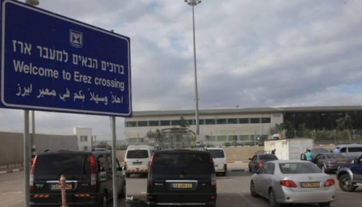 وفود دبلوماسية أوروبية تصل غزة عبر حاجز بيت حانون