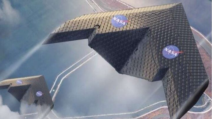"""""""ناسا"""" تبتكر جناح طائرات """"متحولا"""" سيغير مستقبل الرحلات الجوية"""