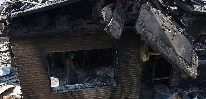 قتيلان بتبادل القصف بين باكستان والهند على حدود كشمير