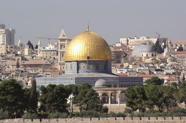 """""""الإسلامية المسيحية"""": """"الإسراء والمعراج"""" تجسيد لتمسك شعبنا بحقه"""