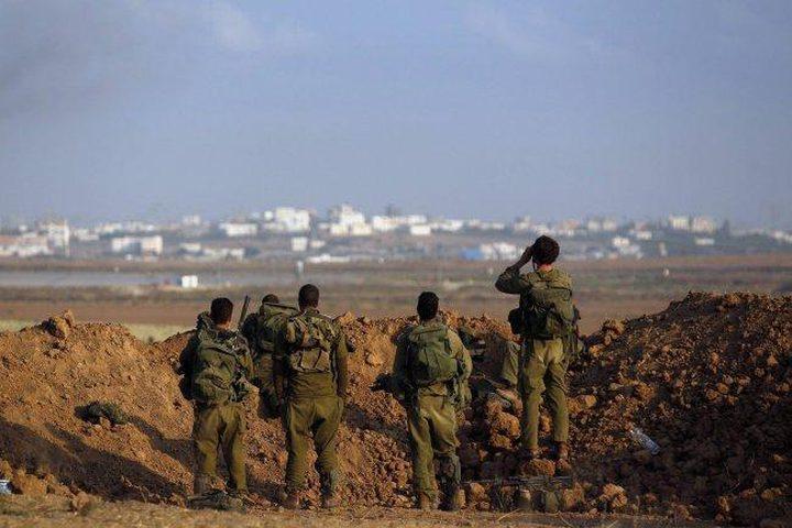 الاحتلال يخفض أعداد قواته في محيط غزة