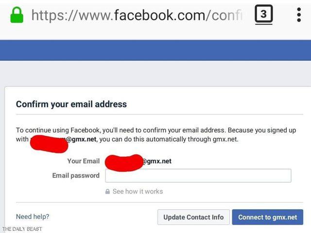 """فضيحة فيسبوك الجديدة.. كلمة سر """"أخرى"""" لتدخل إلى الموقع"""