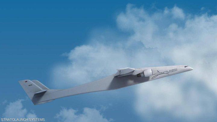 أغرب وأضخم طائرة في العالم تستعد للطلعة الأولى