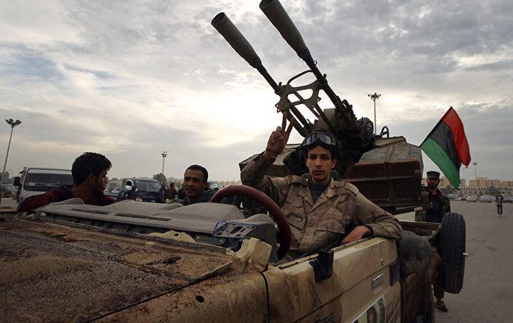 الجيش الوطني الليبي يتقدم غرب طرابلس ويستعيد صرمان