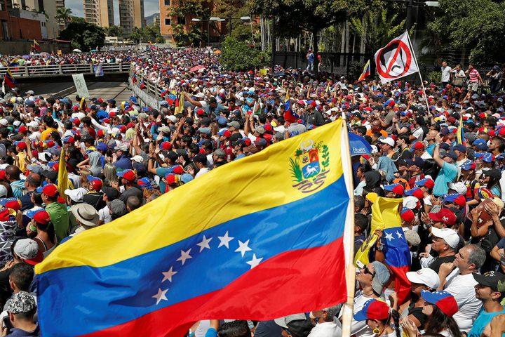 مسؤول فنزويلي: تجربة سوريا تساعدنا في فنزويلا