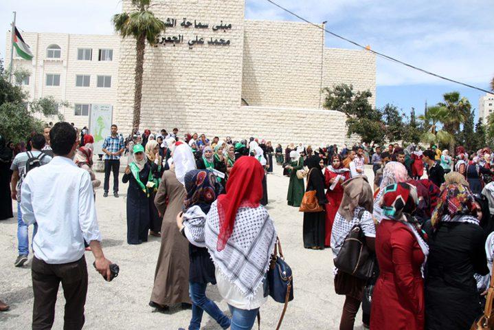 خمس كتل طلابية تخوض انتخابات مجلس طلبة جامعة الخليل