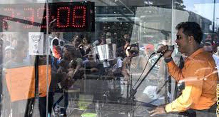 مطرب يغني لمدة 106 ساعات متواصلة!