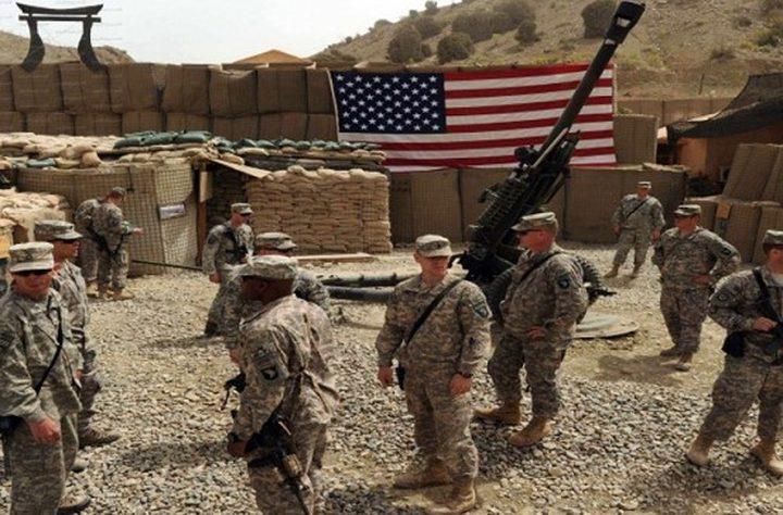 إطلاق نار داخل قاعدة عسكرية أميركية
