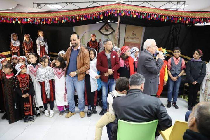 انطلاق مهرجان الثقافة الفلسطينية في الدوحة