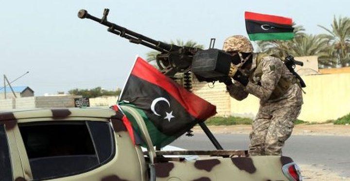 """تونس تشدد مراقبة حدودها مع ليبيا بعد """"تطورات طرابلس"""""""