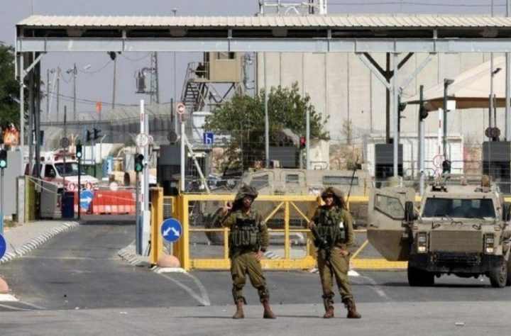 الاحتلال يفرض طوقا شاملا في الضفة والقطاع الثلاثاء القادم