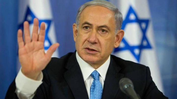 نتنياهو: سأبقى رئيساً للحكومة لسنوات طويلة