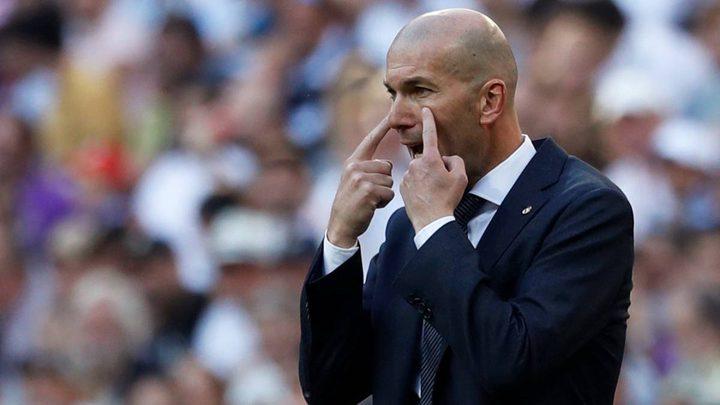 """""""وعد"""" من زيدان لجماهير ريال مدريد"""