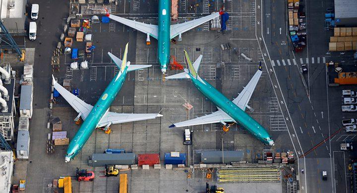 بعد كارثتين... بوينغ تخفض إنتاج 737 ماكس بنسبة 20 %