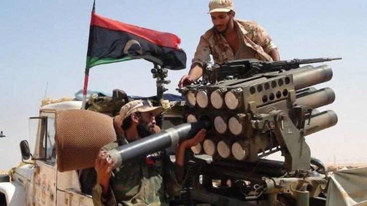 الجيش الليبي يهدد بضرب أي مطار تقلع منه طائرات حربية