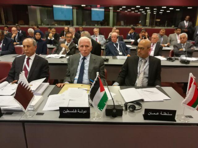 بند طارئ في الاتحاد البرلماني الدولي لتوفير الحماية للفلسطينيين