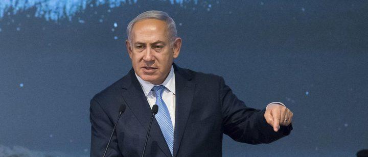 نتنياهو: نأمل الذهاب لهدوء في غزة وسنفرض سيادتنا على الضفة